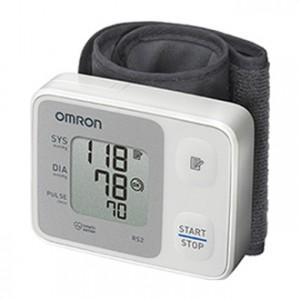 Omron RS2 HEM-6121-E Poignet Tensiomètre Automatique Poignet 13,5 - 21,5 cm Détecte hypertension artérielle