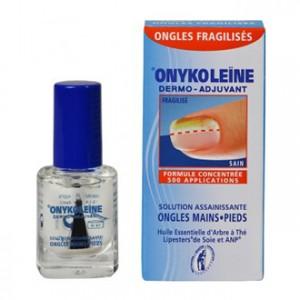 Onykoleïne Akileïne 10 ml Ongles Fragilisés des mains et des pieds sujets aux onychomycoses