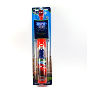Brosse à Dents Electrique Stages Power Disney Cars