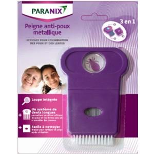 Paranix - Peigne Anti-Poux Métalique