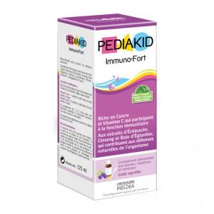 Pédiakid Pédiakid Immuno-Fort 125 ml Dès le plus jeune âge