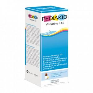Pédiakid Vitamine D3 20 ml