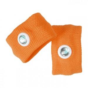 pharmavoyage Bracelets Anti-Nausée Orange Taille Small Finies les nausées grâce aux points de compression