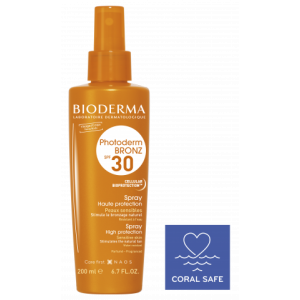 Bioderma Photoderm Bronz SPF30 Spray - 200 ml Hyperpara 3701129802373