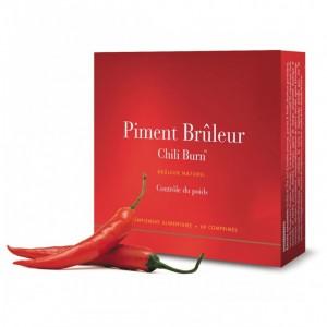 New Nordic Piment Brûleur 60 Comprimés En stimulant votre métabolisme, Piment Brûleur™ vous aide à perdre du poids 3401597785115