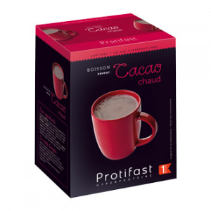 Protifast Boisson Saveur Cacao Chaud 7 sachets Phase 1