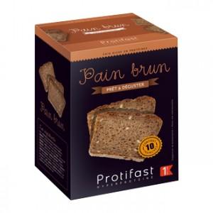 Protifast Pain Brun 10 Tranches Phase 1 Pain diététique riche en protéines