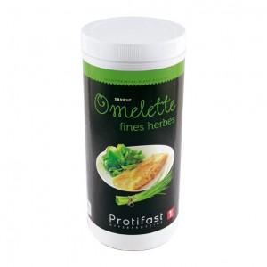 Protifast Omelette Fines Herbes 500g En-cas hyperprotéiné Sans gluten Phase Active 1 3401298443208