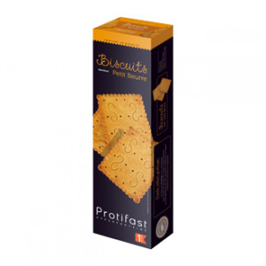 Protifast Biscuits Saveur Petit Beurre 20 Biscuits Phase 1 Biscuits Hyperprotéinés Phase Active 1