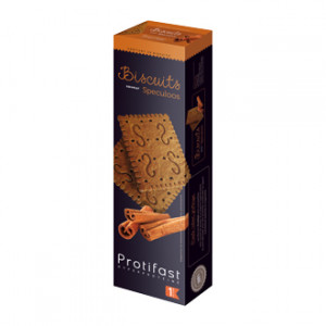 Protifast Biscuits Saveur Speculoos 20 Biscuits Phase 1 Biscuits Hyperprotéinés Phase Active 1