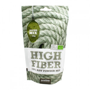 purasana super mix high fiber mélange riche en fibre 250g
