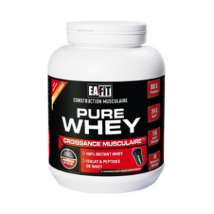 Pure Whey Saveur Vanille 750g