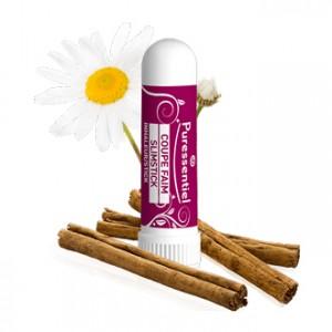 Puressentiel Minceur - Coupe Faim Inhaleur Aux 5 Huiles Essentielles 1 ml 100% HEBBD Permet de lutter contre les petits creux de la journée 100% naturel Sans conservateur