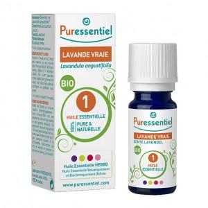 Puressentiel Lavande Vraie - Huile Essentielle BIO - 30 ml Lavandula angustifolia 100% pure & naturelle