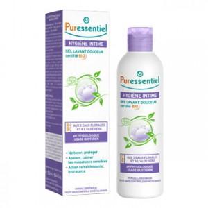 Puressentiel Gel Lavant Douceur Bio Hygiène Intime 250 ml certifié bio huiles essentielles hyperpara