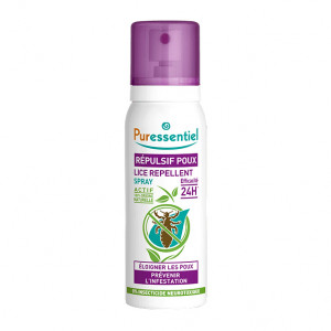 Repulsif Poux - Spray - 75 ml