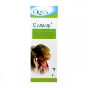 Quiès Otoscop' Inspection du conduit auditif externe