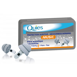 Protection Auditive - Music - Filtre Acoustique -1 Paire