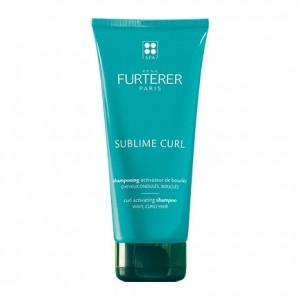 Furterer René Sublime Curl - Shampooing Activateur de Boucles - 200 ml Cheveux ondulés, bouclés Sans silicone 3282770105155
