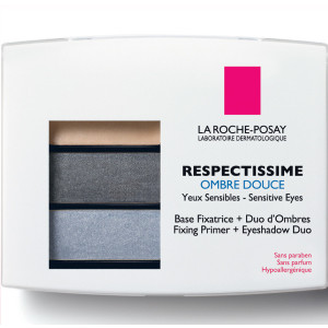 Palette Respectissime Ombre Douce - 01 Gris
