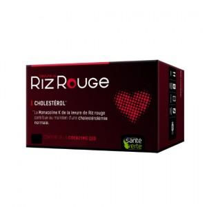 Levure de Riz Rouge - 30 Comprimés - Santé Verte - Hyperpara