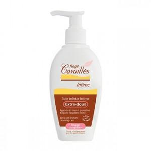 Rogé Cavaillès Soin Toilette Intime Extra Doux 200 ml Apporte douceur et protection Respecte l'équilibre intime Sans paraben, sans colorant et sans savon