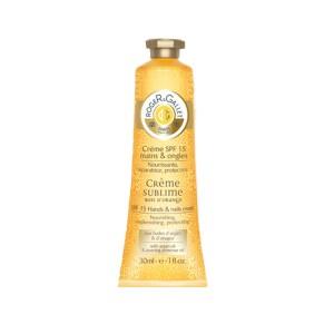 Sublime Bois d'Orange - Crème Mains et Ongles 30 ml