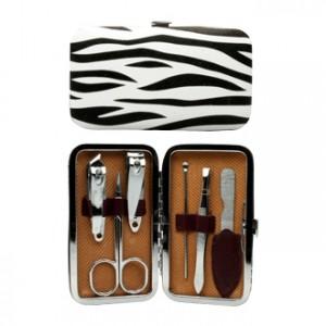 Set Manucure Set Manucure Zèbre Existe en différentes coloris 6 accessoires