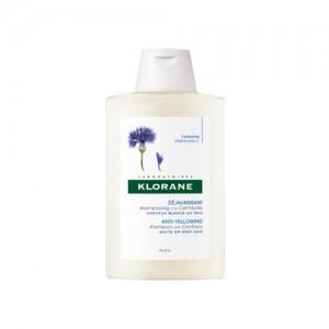 Shampooing à la Centaurée - Reflets Nuance Argentée 200 ml