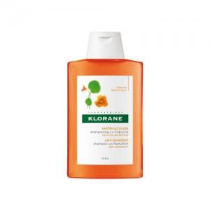 Shampooing Antipelliculaire à l'Extrait de Capucine - Pellicules Sèches - 200 ml