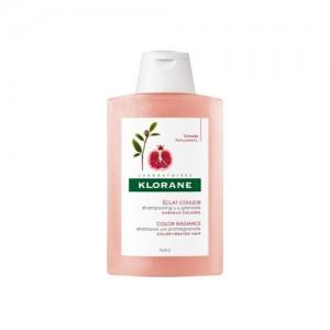 Shampooing à la Grenade Cheveux Colorés - 400 ml - Klorane