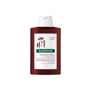 Shampooing à la Quinine - Stimulant Fortifiant Chute de Cheveux - 200 ml - 3282779007627