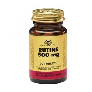 Rutine 50 comprimés
