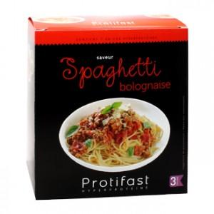Protifast Spagetti Bolognaise 7 sachets Phase 3 Préparation riche en protéines pour stabilisation. Phase de Consolidation 3