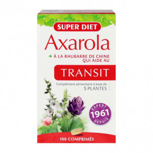 Super Diet Axarola Transit - 100 comprimés 3428881110804