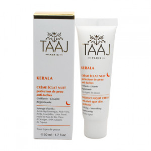 taaj-kerala-creme-eclat-nuit-50-ml-perfecteur-de-peau-anti-taches-tous-types-de-peaux-unifie-lisse-regenere-hyperpara