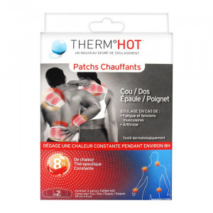 Therm Hot - Patchs Chauffants X2