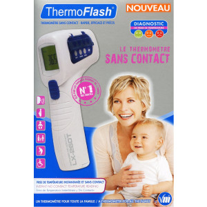Thermoflash LX 260T  Le Thermomètre Sans Contact