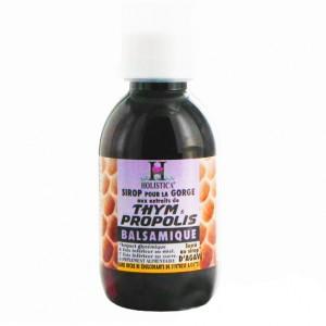 Sirop Balsamique Thym Propolis -150 ml