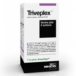Triveplex  Ventre Plat 3 Actions - 84 Gélules