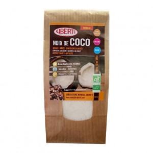 Uberti's Noix de Coco BIO - 150gr Naturellement riche en manganèse et en cuivre Sans gluten Convient aux végétariens
