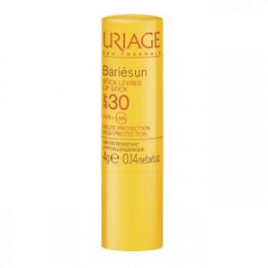 uriage bariesun stick lèvres spf30 soin solaire hyperpara