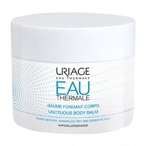 Uriage Baume Fondant Corps - 200 ml Hydratant, nourrissant et raffermissant Pour peaux sèches et sensibles Hypoallergénique