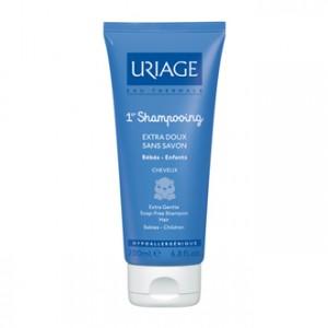 Uriage Bébé 1er Shampooing - Extra-Doux Sans Savon 200 ml