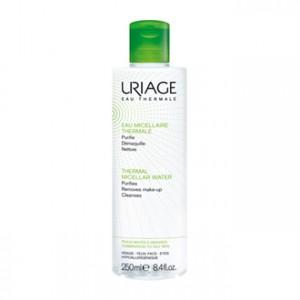 Uriage Uriage Eau Micellaire Thermale 250 ml Peaux Mixtes à Grasses Purifie, démaquille et nettoie Peaux mixes à grasses Visage, yeux