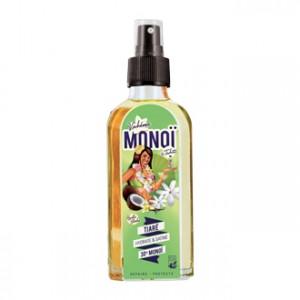 Vahema Monoï Tiaré - Huile Sèche - Hydrate et Satine 30% Monoï 100 ml Huile sèche qui hydrate et satine