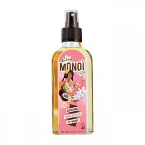 Vahema Monoï Macadamia - Soin Capillaire - Répare et Protège 51% Monoï 100 ml