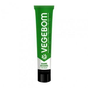 Vegebom Baume Secours - 100gr Soulage, apaise, protège Au quotidien A partir de 6 ans 100% naturel