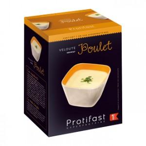 Protifast Velouté Saveur Poulet 7 Sachets Phase 1 Velouté hyperprotéinée Phase Active 1