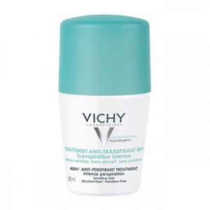 Vichy Déodorant Bille Anti-Transpirant Efficacité 48h 50 ml